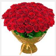 51 adet gül 1 günlüğüne indirimde  Ankara çiçekçi telefonları