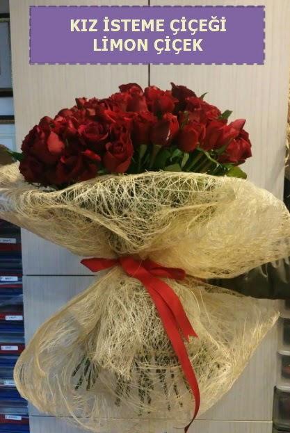 41 adet güllü Söz nişan kız isteme çiçeği  Ankara çiçek gönderme