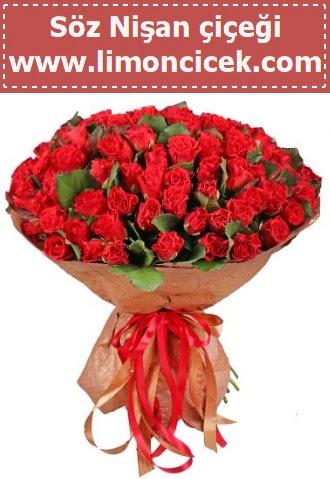 Kız isteme söz nişan çiçeği 101 gül  Ankara çiçek gönderme sitemiz güvenlidir