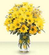 Ankara internetten çiçek siparişi  kirzantenlerden vazo tanzim