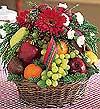 Ankara çiçek yolla  Çiçekler ve meyve sepeti