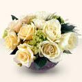 Ankara güvenli kaliteli hızlı çiçek  9 adet sari gül cam yada mika vazo da  Ankara hediye çiçek yolla