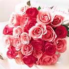 11 adet renkli gül buketi   Ankara çiçek servisi , çiçekçi adresleri