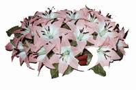 yapay karisik çiçek sepeti   Ankara çiçekçi mağazası