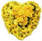 kalp biçiminde sevgisel   Ankara çiçekçi telefonları