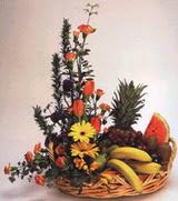 sepet  ve  meyva  sepeti   Ankara çiçek gönderme