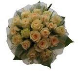 12 adet sari güllerden buket   Ankara uluslararası çiçek gönderme