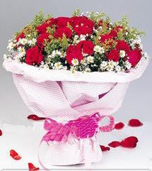 Ankara internetten çiçek satışı  12 ADET KIRMIZI GÜL BUKETI