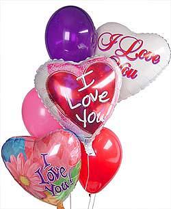 Ankara internetten çiçek satışı  Sevdiklerinize 17 adet uçan balon demeti yollayin.