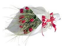 Ankara çiçek siparişi vermek  11 adet kirmizi gül buketi