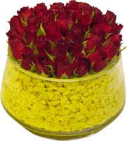 Ankara anneler günü çiçek yolla  11 adet kirmizi gül