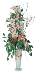 Ankara çiçek online çiçek siparişi  mika yada cam içerisinde dal orkide