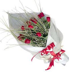 Ankara yurtiçi ve yurtdışı çiçek siparişi  11 adet kirmizi gül buket- Her gönderim için ideal