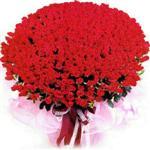 Ankara online çiçekçi , çiçek siparişi  1001 adet kirmizi gülden çiçek tanzimi