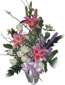 Ankara çiçekçiler  Görsel aranjman tanzimi - Görsellikte son sinir -
