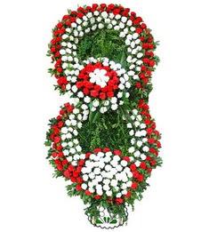 Görsel Cenaze çiçek , cenaze çiçek , çelengi  Ankara uluslararası çiçek gönderme