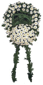Cenaze çelenk , cenaze çiçekleri , çelengi  Ankara cicekciler , cicek siparisi
