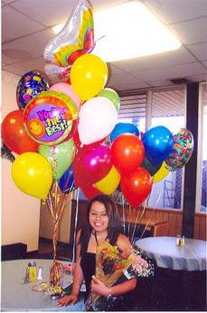 Ankara internetten çiçek satışı  49 adet karisik renkte uçan balonlar buketi