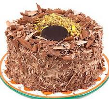 çikolatali 4 ile 6 kisilik yas pasta  Ankara çiçek servisi , çiçekçi adresleri