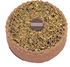 Krokanli 4 ile 6 kisilik yas pasta leziz  Ankara çiçek gönderme