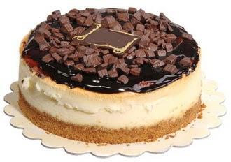 pasta yolla 4 ile 6 kisilik çikolatali yas pasta  Ankara online çiçek gönderme sipariş