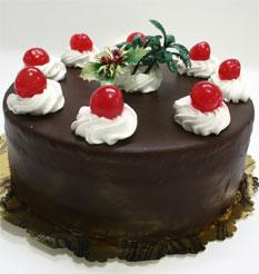 4 ile 6 kisilik yas pasta çikolatali taze pastaci  Ankara anneler günü çiçek yolla