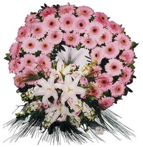 Cenaze çelengi cenaze çiçekleri  Ankara çiçek siparişi vermek