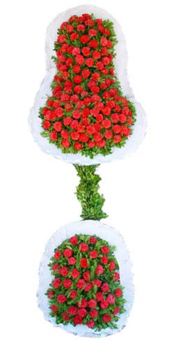 Dügün nikah açilis çiçekleri sepet modeli  Ankara cicek , cicekci
