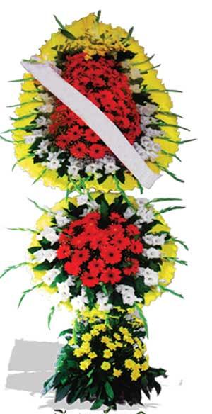 Dügün nikah açilis çiçekleri sepet modeli  Ankara çiçek yolla
