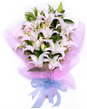 5 dal kazablankadan muhteşem buket  Ankara İnternetten çiçek siparişi