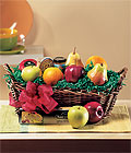 Ankara hediye çiçek yolla  Sevgi meyvalari hediye sepeti
