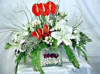 Ankara çiçek mağazası , çiçekçi adresleri  Anthurim Kazablanka  gül
