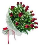 11 adet şahane gül buketi  Ankara internetten çiçek satışı