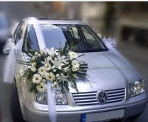 Ankara gelin arabası süsleme  Ankara çiçek gönderme