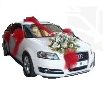 Ankara İnternetten çiçek siparişi  Gelin arabası sünnet arabası süsleme