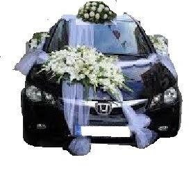 Ankara ucuz çiçek gönder  Çift çiçekli sünnet düğün ve gelin arabası süsleme