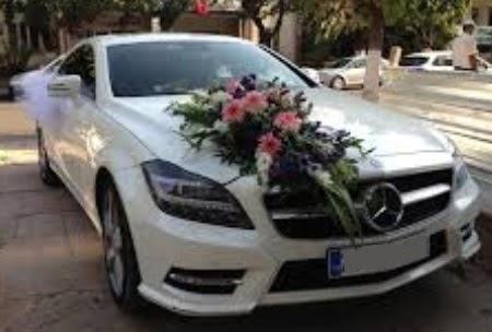 sünnet arabası süslemesi  Ankara çiçekçi telefonları