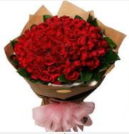 101 kırmızı gül buketi 1 günlüğüne indirimde  Ankara çiçekçiler