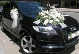 Ankara sünnet düğün arabası süslemesi  Ankara çiçekçi mağazası