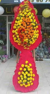 Çift katlı düğün nikah açılış çiçeği  Ankara çiçek mağazası , çiçekçi adresleri
