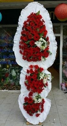 3 katlı Düğün Açılış Nikah Çiçeği  Ankara çiçekçiler