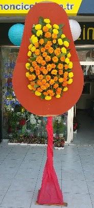 Tek katlı düğün nikah açılış çiçeği  Ankara çiçek siparişi vermek