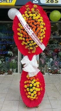 Çift katlı düğün model sepeti  Ankara çiçekçi mağazası
