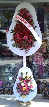 Çift katlı düğün nikah çiçeği  Ankara çiçek mağazası , çiçekçi adresleri