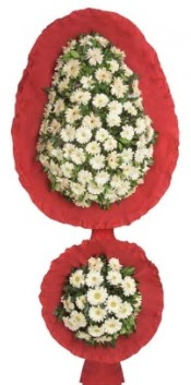 Çift katlı düğün açılış nikah çiçeği  Ankara çiçek gönderme sitemiz güvenlidir