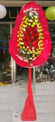 Ankara çiçek siparişi sitesi  Tek katlı düğün nikah çiçeği