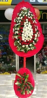Çift katlı düğün çiçekleri  Ankara çiçek servisi , çiçekçi adresleri