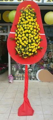 Ankara online çiçek gönderme sipariş  Tek katlı düğün nikah çiçeği