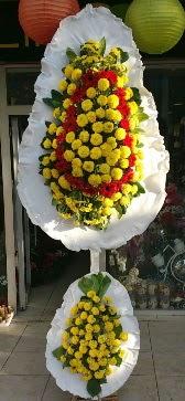 Çift katlı düğün açılış çiçek modeli  Ankara çiçek siparişi sitesi