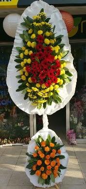 Çift katlı düğün açılış çiçek modeli  Ankara cicek , cicekci